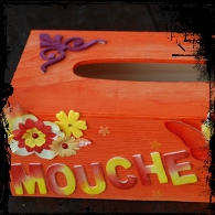 Mouche Toi Orange
